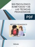 Expocicion de Psico Educativa