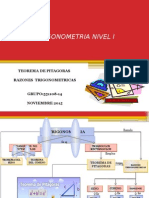 Presentacion Teorema de Pitagoras
