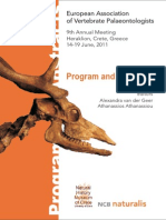 2011 Eavp Abstracts