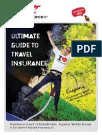 Ultimate Guide Travel Insurance