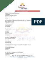 CTET EVS Previous Paper 9