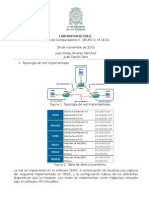 Enrutamiento OSPF. Redes II. UdeA