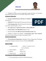 Ganesan HSE Engineer