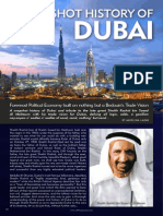 A Snapshot History of Dubai by Angelina Lazar