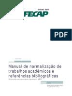 Manual Trabalhos Academicos
