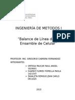 Balance Linea
