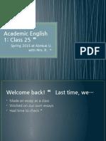 class 24 fall 2015