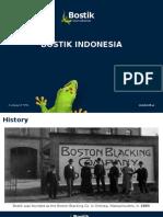 Presentasi Bostik