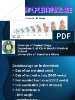 GDS-K7-Assesment of Gestational Age