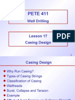 Tech Drilling CasingDesign