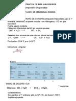 Comp Mas Importantes Halogenos II