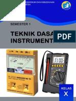 Teknik Dasar Instrumentasi 1