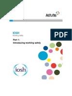 IOSH Working Safely Part 1