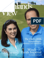 Highlands View Magazine Vol.19 No.1-2014