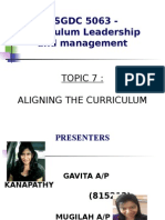 Aligning the Curriculum-Presentation (1)
