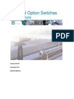 Option Switches