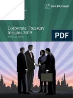 BCG Corporate Treasury Insights 2015