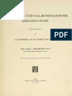 Huene 1914 Beitrage Zur Geschichte Der Archosaurier