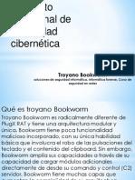Soluciones de Seguridad Informatica Bookworm Troyano Iicybersecurity