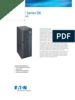 Eaton E Series DX Datasheet Lowres