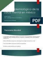 Perfil Epidemiológico de La Salud Mental en México
