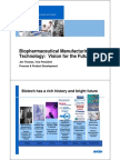Biopharma Manufacturing Technology