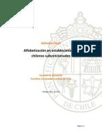 alfabetizacion en establecimientos chilenos subvencionados ministerio de educacion puc 2011.pdf
