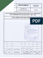 KIM ~ DATA SHEET GAS ANALYZERS REV 0 from ptg