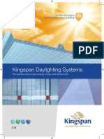 Kingspan Daylighting Systems izolacione panel ploce