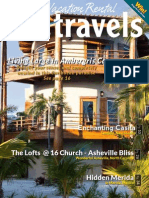 Vacation Rental Travels - Summer 2014