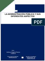 Administración Pública-