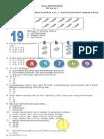 Matematika SD 1