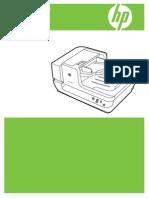 Hp Scanjet n9120 Service Manual-Toc