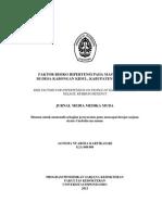 13.Faktor Risiko Hipertensi pada Masyarakat di Desa Kabongan Kidul, Kabupaten Rembang.pdf