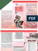 St. Cecilia's Brochure New