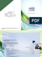Hiq Catalog