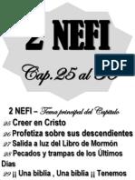 Presentacion Clase 2 Nefi 25-30