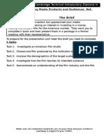 Unit 1 the Five Tasks