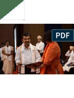PhD Award Panduranga Rao MV NITK Surathkal