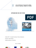 STC 7 Sindrome de Hunter Pedro Pinto