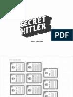 Secret Hitler PnP