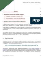Resumen Capítulos 12, 13 y 14 - IntegralMultiple_ResumenForo