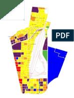 Plano de Monterrey Area Proyecyo-Model