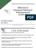 Petroleum Refining & Petrochemicals