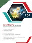 T/DG's IntraPrise - The Resource Management and comprehensive Enterprise solutions