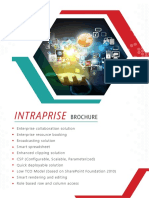 T/DG's IntraPrise - The Resource Management and comprehensive Enterprise solutions