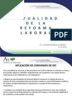 Actualidad de La Reforma Laboral