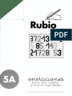 Rubio 5a Repaso Dificil