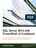 SQL Server 2014 with Powershell v5 Cookbook - Sample Chapter