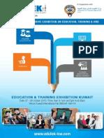 Edutek - Education and Training Exhibition Kuwait 2015